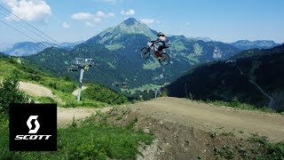 Hucking it with Kyle and Damon! Sundays in Châtel – Episode Five