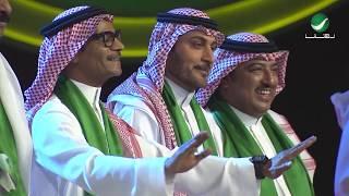 Khaleejy Starts ... Rafref Ya Akhdar | نجوم الفن الخليجي ... رفرف ياالأخضر