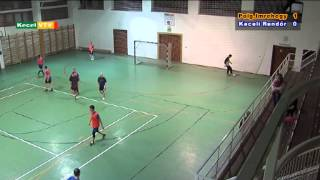 Polgárőrség Imrehegy - Kecel rendőrörs barátságos foci