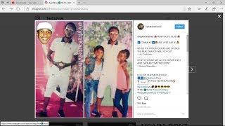 Vybz Kartel New Prison Picture On Family Day inside G.P Prison - Live Stream
