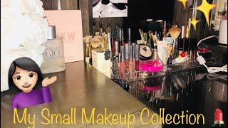 Small Makeup Collection ???? | Giveaway (closed)
