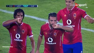 أهداف مباراة الاهلي المصري 2 - 0 الوحدة الاماراتي | البطولة العربية  2017