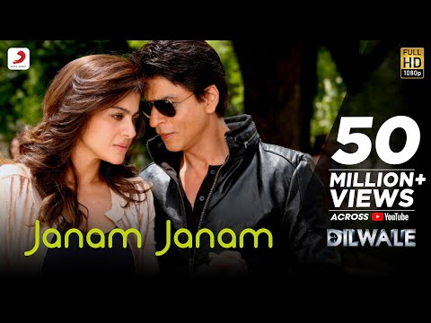 Janam Janam Dilwale Shah Rukh Khan Kajol Pritam Srk Kajol Official New Song Video 2015