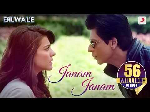 Xxx Mp4 Janam Janam – Dilwale Shah Rukh Khan Kajol Pritam SRK Kajol Official New Song Video 2015 3gp Sex