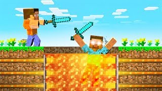 I Caught HEROBRINE With A SECRET TRAP in Minecraft!