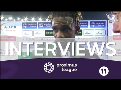 Interviews / Cercle - Roeselare / Cercle 28/01/2017