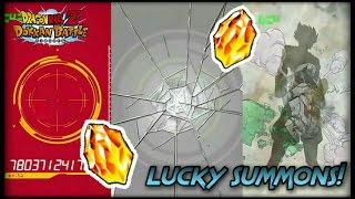 Top 5 Luckiest Dokkan Battle Summons!