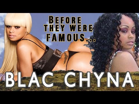 BLAC CHYNA - Before They Were Famous