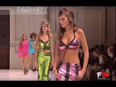 Xxx Mp4 GFF SS 2001 Milan Pret A Porter 3 Of 3 By Fashion Channel 3gp Sex