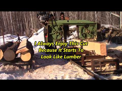 Xxx Mp4 Our Homemade Bandsaw Sawmill Gives Us Almost Free Lumber 3gp Sex