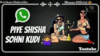 Shisha Song  Arbaz Khan Ft. Zohaib Amjad whatsapp Status 30 second by TANVEER Model Technical