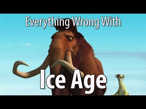 Xxx Mp4 Everything Wrong With Ice Age In 13 MInutes Or Less 3gp Sex