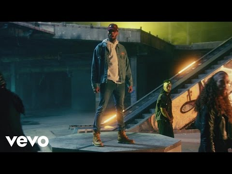 Chris Brown Party Official Video ft. Gucci Mane Usher