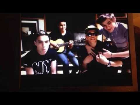 Song From IM5 Ustream (4-11-14) - Part 1