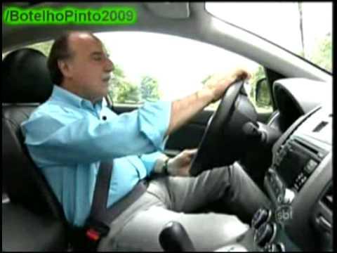 VRUM Teste do Nissan Sentra 07 02 2010