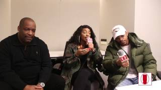 SugarHill Records' The Robinson Family Talks About Their Hip-Hop Reality TV Show