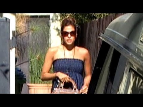 Xxx Mp4 Eva Mendes Looking Hot At The Gym 2007 3gp Sex