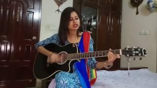 Bondho janala (shironamhin) ||cvr by progga...
