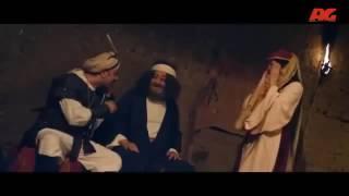 اللمبي مع كفار قريش  (( انها ضحكة الدعارة ))😂😂