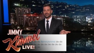 Jimmy Kimmel Responds To More Comments From Video Game Watchers