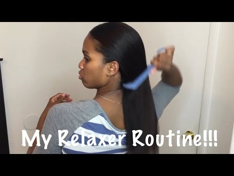 What is a virgin chemical relaxer