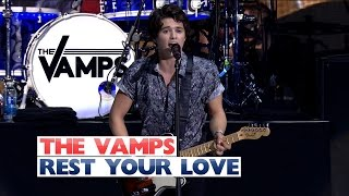 The Vamps- 'Rest Your Love' (Live At Jingle Bell Ball 2015)
