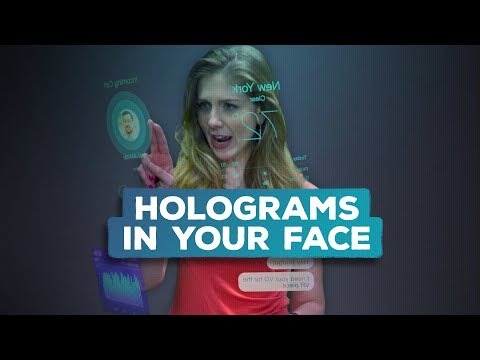 Beyond Magic Leap Enter the hologram era Bridget Breaks It Down