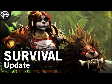 watch Survival Tho - Melee Update