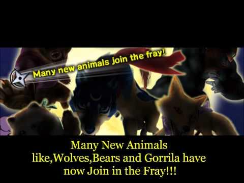 Animal Kaiser Evolution 3 Trailer
