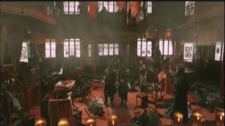 Man With Iron Fists - gemini fight scene