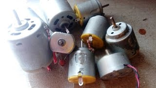 HOW TO UPGRADE AND INCREASE THE SPEED OF DC MOTOR WITHOUT REWINDING