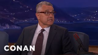 Jeffrey Toobin: There's Almost No Chance Trump Will Be Impeached  - CONAN on TBS
