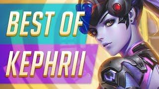Kephrii Highlights • Best Widowmaker Player