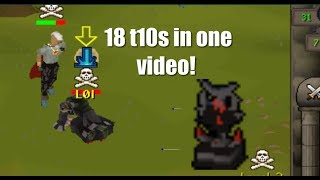 18 T10S IN One Video! - PK Commentary