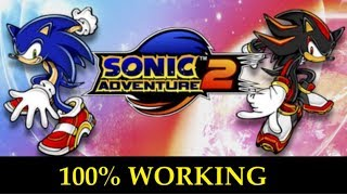 """How to download and install """"Sonic Adventure 2 Battle"""" Adventure game for pc free"""