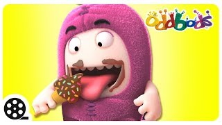 Oddbods Cartoon SWEET TOOTH | Full Episodes Compilation | The Oddbods Show | Funny Cartoons For Kids