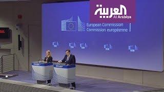 الاتحاد الأوروبي وناتو يرحبان بالضربة ضد النظام السوري