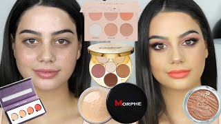 FULL FACE OF FIRST IMPRESSIONS MAKEUP TUTORIAL!