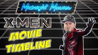 X-Men Movie Timeline Explained-(To Apocalypse and Beyond!)