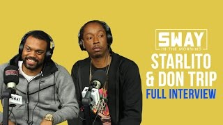 Don Trip & Starlito on Grinding Independently & Becoming #1 on The iTunes Chart