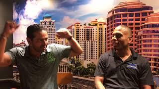 Underground Cage Fighting Interview Jose Cortes