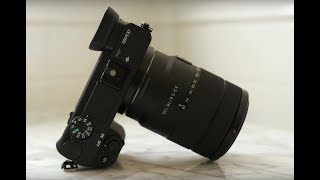 Sony A6400 Hands-on Review