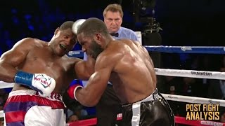 BRYANT JENNINGS VS LUIS ORTIZ - BRUTAL KNOCKOUT!!!! WBA INTERIM TITLE - POST FIGHT REVIEW
