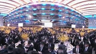 360 VR @ Mir Yerushalayim Bicentennial Dinner