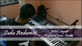 Sudu Andumin (YAMAHA PSR S970) - සුදු ඇඳුමින් සැරි මුව හසරැල්ලේ