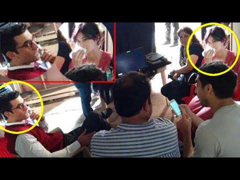 Leaked PIC : Katrina Kaif And Ranbir Kapoor Reunite