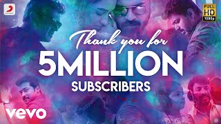 Celebrating - 5 Million Subscribers | Sony Music South VEVO