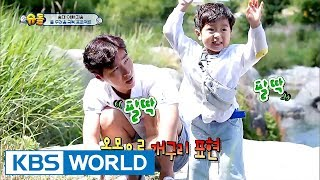 Seungjae's 'Overcoming Fear of Water' Project [The Return of Superman / 2017.06.25]