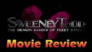 Sweeney Todd Movie Review by Scene-Stealers.com