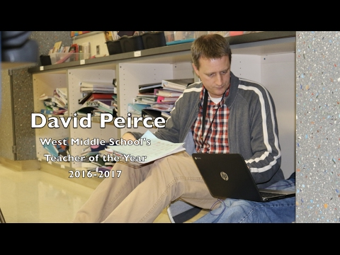 WMS Teacher of the Year 16-17 (David Peirce)